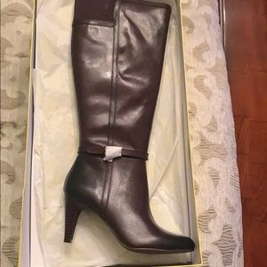 Wide Calf boots, NWT